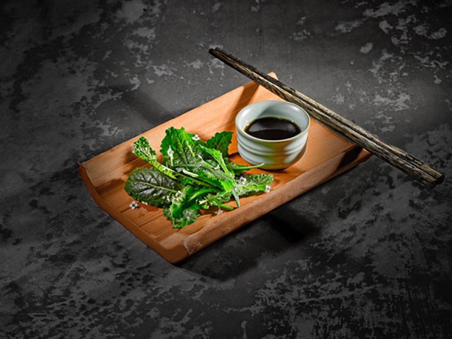 Kale - achicoria
