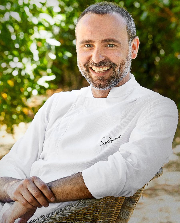 chef Rodrigo de la Calle